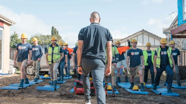 Tradies' National Health Month – August 2016